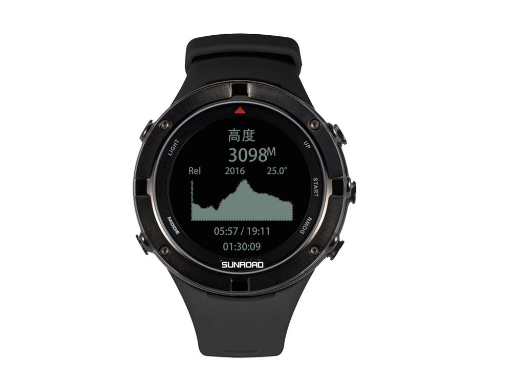 智能GPS跑步运动手表