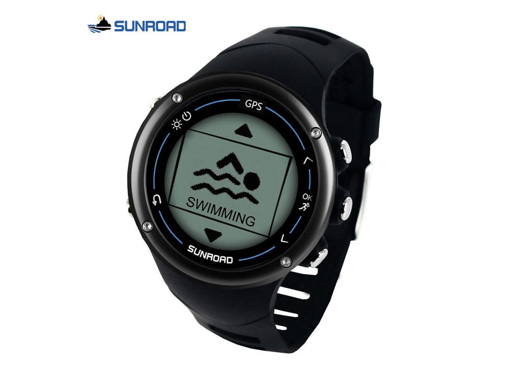 智能铁三GPS运动手表