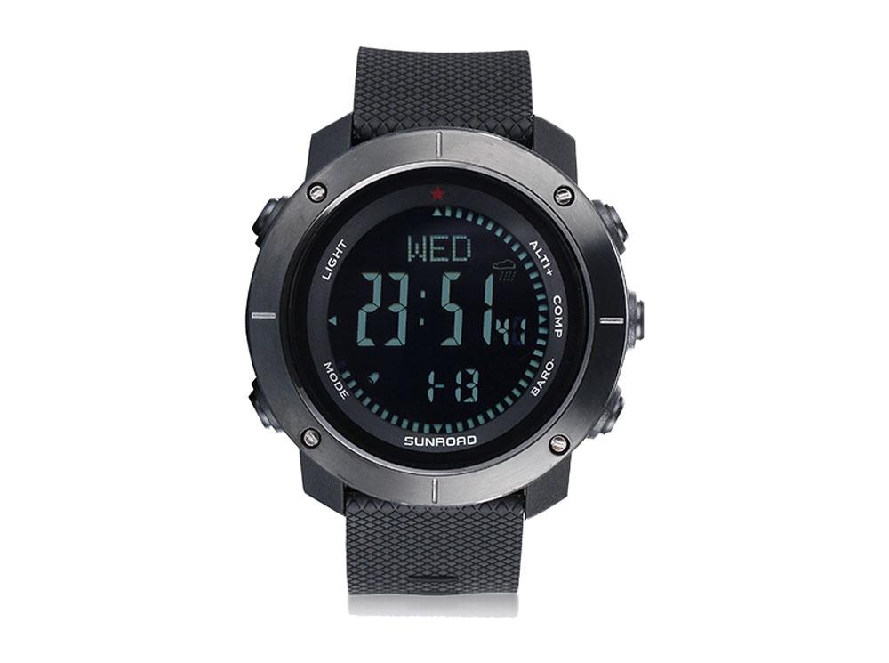 卡宾军迷运动手表