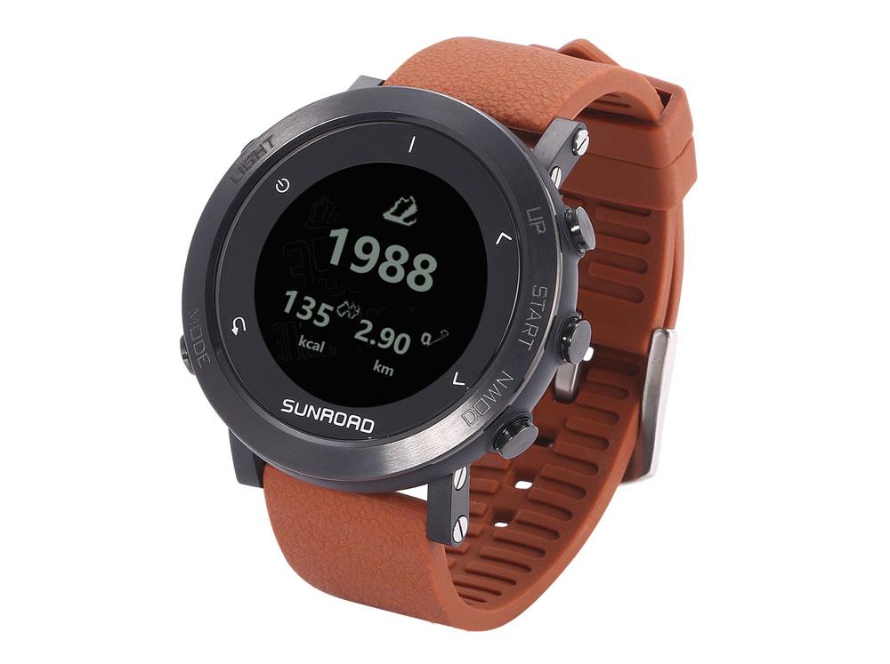 智能GPS心率运动手表